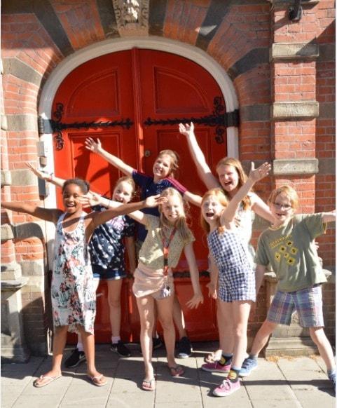 Theater De Krakeling heeft De Krakeling KinderRaad geïnstalleerd