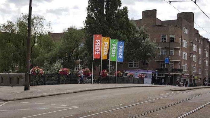 Pride Amsterdam 2018 – donderdag 2 augustus