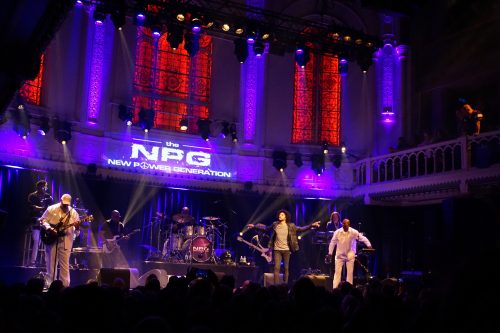 The New Power Generation eert Prince in Paradiso