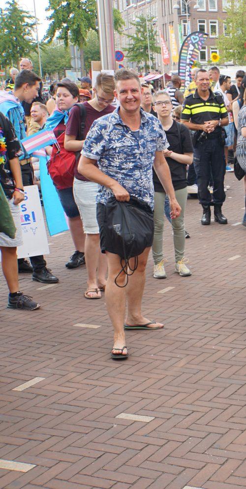 Foto album 'Amsterdam TransPride Walk - Pride Oost'