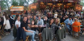 Paradebezoekers uit de hoofdstad komen het vaakst puur voor alcoholconsumptie