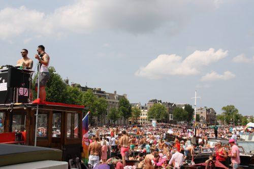Foto album Canal Parade 2018