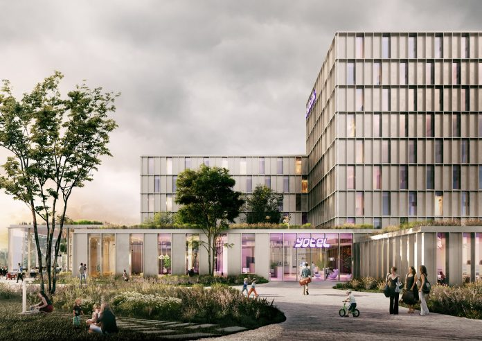 Being Development start bouw duurzaam hotel in Amsterdam
