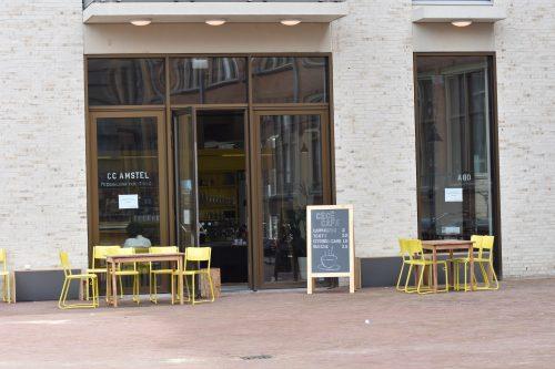 CC Amstel - cultureel clubhuis in Amsterdam