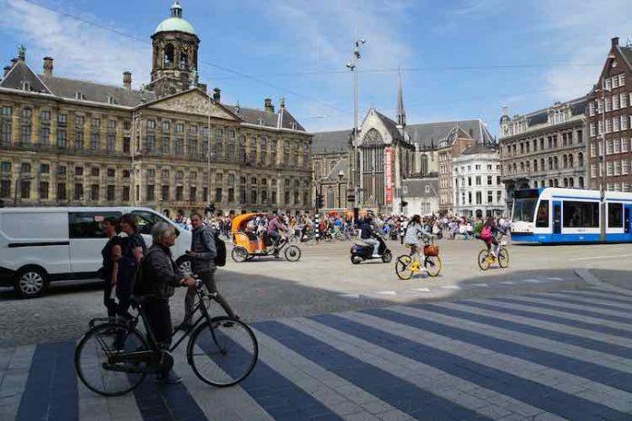 Pride Amsterdam 2018 – zondag 5 augustus