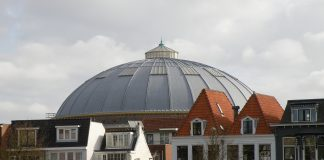 Kunst & cultuur vanaf 6 oktober in voormalige koepelgevangenis in Haarlem