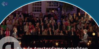 Zaterdag 18 augustus was het weer zover: hét Prinsengrachtconcert