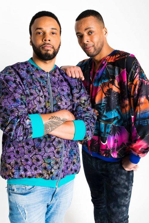 DJ duo Osie Square: