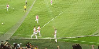 Ajax wordt vanavond in Luik gesteund door 1000 supporters