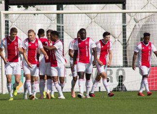 In beeld: Ajax Onder-19 wint van AEK Athene