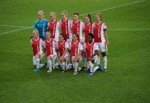 Vrouwenteam Ajax boekt succes in de Women's Champions League