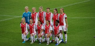 Vrouwenteam Ajax boekt succes in de Women's Champions League