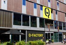 Oliver Heldens te bewonderen in de Q-Factory