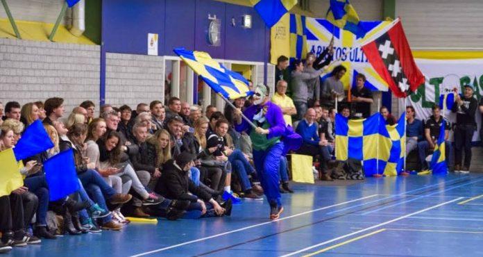 Wedstrijd handbalvereniging Aristos Amsterdam gestaakt