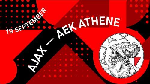 In welke kroeg in Amsterdam kijk je Ajax tegen AEK Athene?