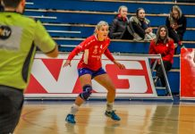 Handbalspeelster Nathalie Hendrikse ook aankomend seizoen prof in Noorwegen