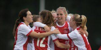 Ajax Vrouwen starten Eredivisie met thuisduel tegen Zwolle