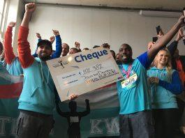 Hardlopers rennen ruim een ton bijeen voor KWF Kankerbestrijding