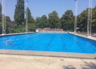 Het zit er bijna op voor De Mirandabad buitenzwemmers