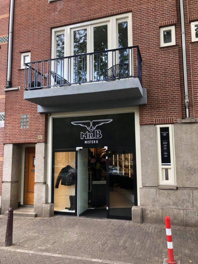 Nieuwe winkel Mister B geopend aan de Prinsengracht