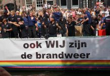 Amsterdamse brandweervrouw is Ultimate Fire Fighter
