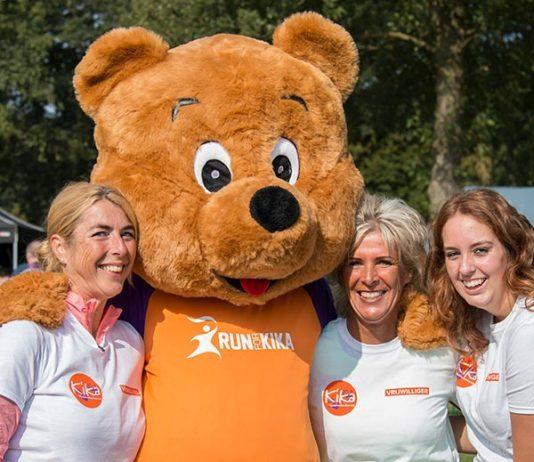 Kom langs tijdens Run for KiKa Amsterdam zondag 30 september
