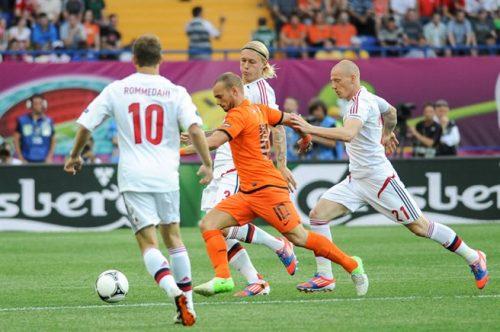 Sneijder neemt afscheid en hoopt droom te verwezenlijken