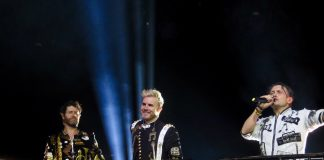 TAKE THAT BRENGT GREATEST HITS NAAR AFAS LIVE AMSTERDAM