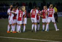 Ajax Vrouwen starten woensdagavond met Champions League avontuur