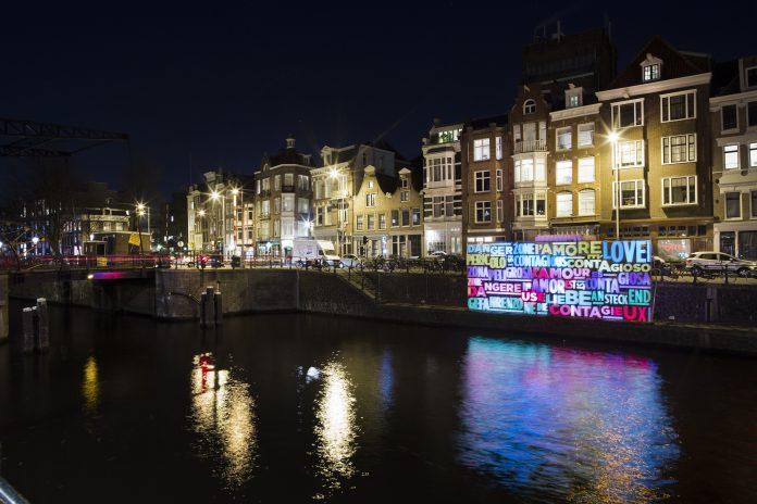 Van gigantische spin boven de Herengracht tot Van Goghs Sterrennacht