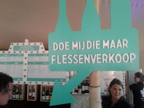 Wintereditie Bacchus Wijnfestival verkast naar 'De Buik van Amsterdam'