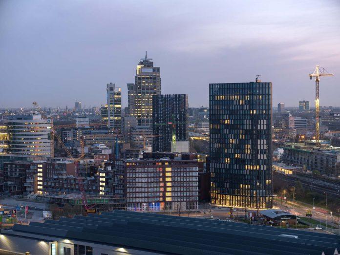 Architectuurcentrum Amsterdam introduceert de Archi Estafette