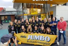 VOC Amsterdam sluit 3-jarig sponsorcontract met Jumbo Buikslotermeerplein