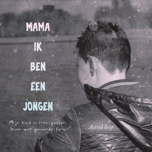 Boekpresentatie 'Mama ik ben een jongen' at InClusion