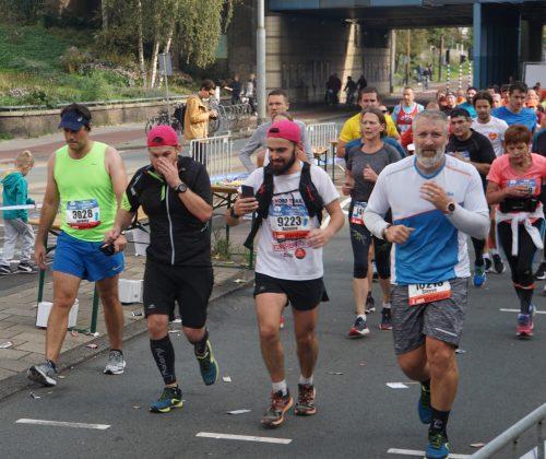 Cherono en Bekele winnaars TCS Amsterdam Marathon