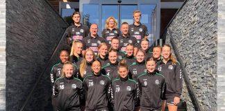VOC Amsterdam wint met debutante Rinske Steenstra van DSVD