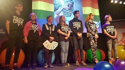 Pride Amsterdam heeft ook in 2019 een jeugd ambassadeur