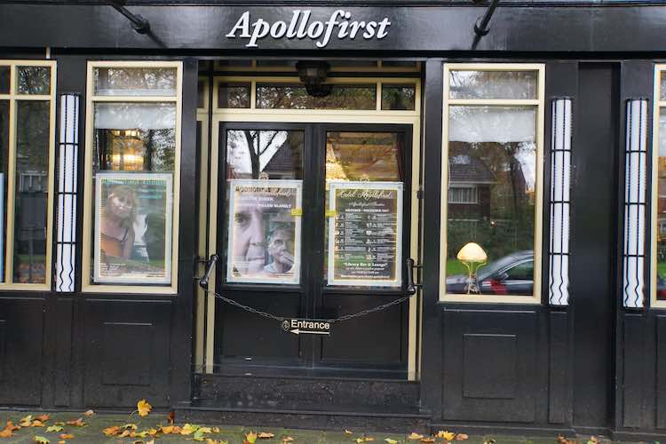 Apollofirst Theater - A TALENT TO AMUSE