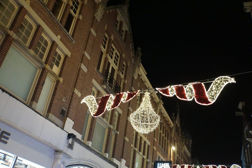 Foto's Kerst en Sinterklaas in Amsterdam 2018