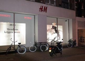 Vol trots lanceert H&M haar nieuwste designer collectie