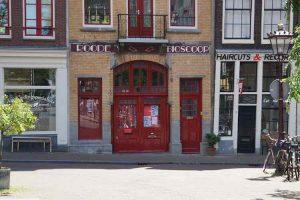 De Roode Bioscoop - Casa das Flores 3 november