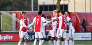 Ajax amateurs gaan twee cruciale duels tegemoet