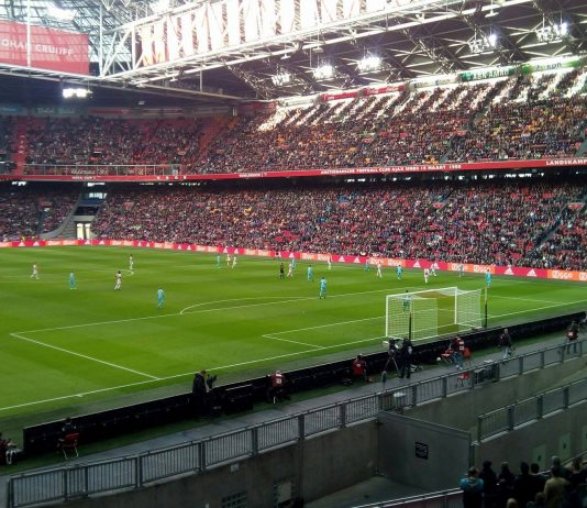 Ajax Winterfestival in de Johan Cruijff ArenA