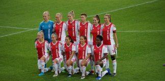 Ajax Vrouwen kunnen weer lachen na zege op Achilles '29