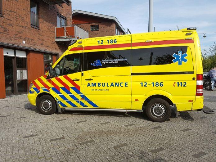 Nieuwe ambulance acties ook in Amsterdam