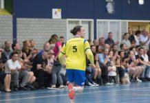 Dikke nederlaag voor handbalploeg Aristos Amsterdam