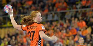 Dione Housheer definitief met Oranje mee naar EK Handbal