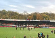 In beeld: Excelsior vs A.F.C. Ajax
