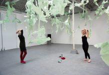 Bijzondere performance beeldend kunstenaar Ronald de Ceuster