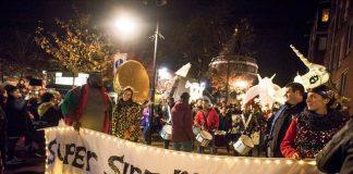 Vanavond in Amsterdam: Super Sint Maarten Lichtjesparade door Oost!